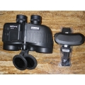 Steiner 10x50 Military Laser Range Finder Binoculars Open Box
